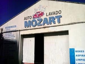 Autolavado Mozart